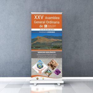 XXV Asamblea General de ASGMI – Del 22 al 26 de abril de 2019