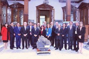 Forum for the Latin American mining potential