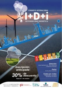 International Congress of R+D+i of Ecuador