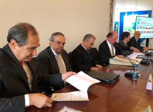 CPRM y ASGMI firman acuerdo de colaboración para la realización del Mapa Hidrogeológico de América del Sur