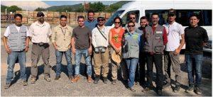(Español) Concluye con éxito el Curso de Metalogenia y Cartografía Metalogenética para miembros de ASGMI
