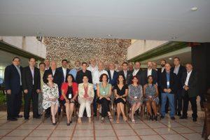 ASGMI Asociación de Servicios Geológicos Iberoamericanos La Habana